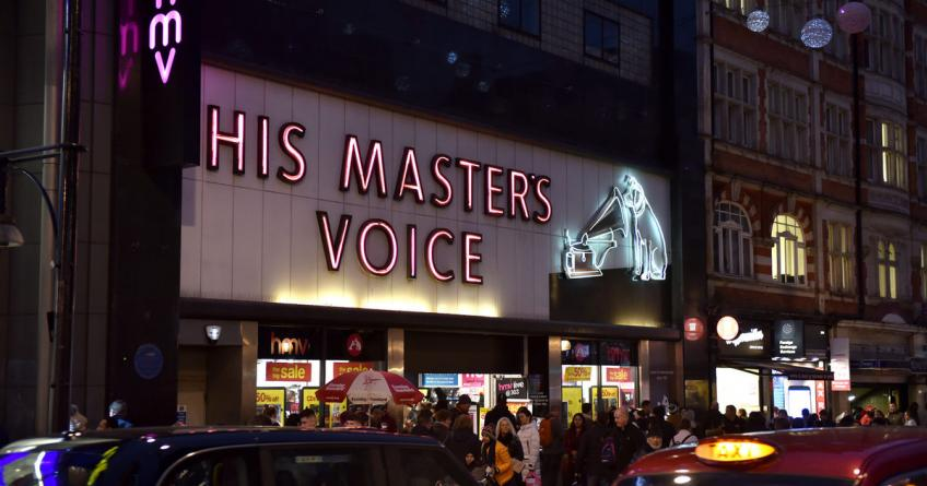 Canada's Sunrise Records buys out HMV