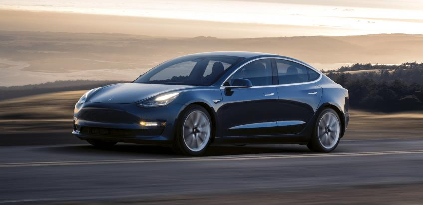 Tesla knifed Model 3 prices for the second time this year