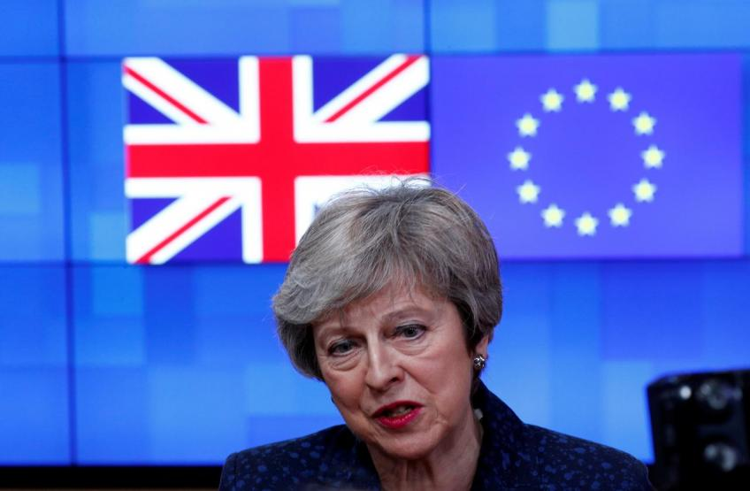 EU wants to ensure UK leaves with a deal, says PM May