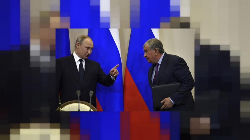 Sechin Raises Pressure On Putin To Put An End To Opec Agreement