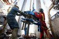 OPEC oil production plunged to a four-year low in February