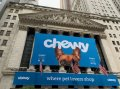 PetSmart's Chewy wends public at $1 billion blockbuster IPO