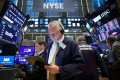 Tech totters Wall St.; Trump ratchets up pressure on China