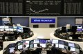 Europe notches best intra-day gain in three weeks after positive trade clue
