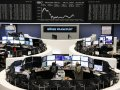 European shares snap losing streak as positive manufacturing PMI lessens pain