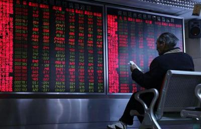 Global stocks hard-boiled after weak PMI across the world