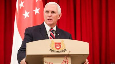 Mike Pence rules out relenting against further sanctions against China