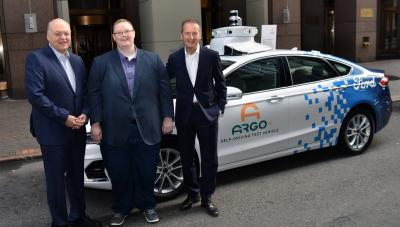 VW's $2.6bn investment lifts Argo into big leagues of self-driving firms