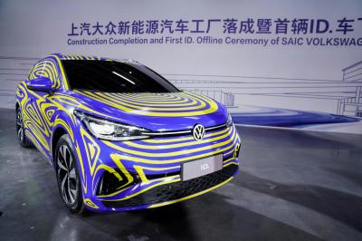 Volkswagen to purchase 20% stake in Chinese e-vehicle battery maker Guoxuan