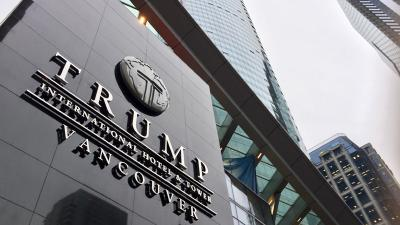 Operating Co. bankrupt, Vancouver-located Trump International Hotel winds down