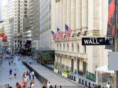 Wall St. eases off on lockdown fears, likely delay of stimulus