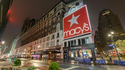 Ohio' Macy's Inc. reports lower-than-expected Q3 loss, but sales slumped 20%