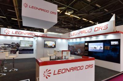 Virginia's Leonardo DRS files for NYSE listing, to be completed by end-March