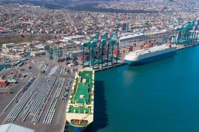"Dubai's DP world to acquire ""Pulogsa"", Chile's leading port operation"