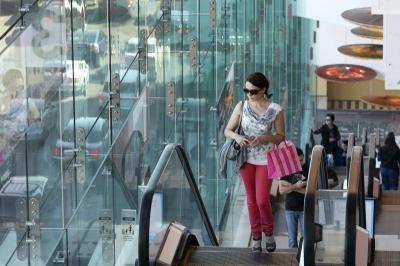 US retail sales pause, record saving seen backing spending
