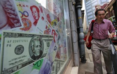 Aussies dwindle, Yuan neutral amid concerns of storm-tossed Chinese export