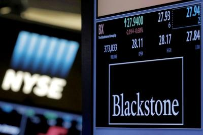 New York's Blackstone doubles up second-quarter earnings amid surging asset sales